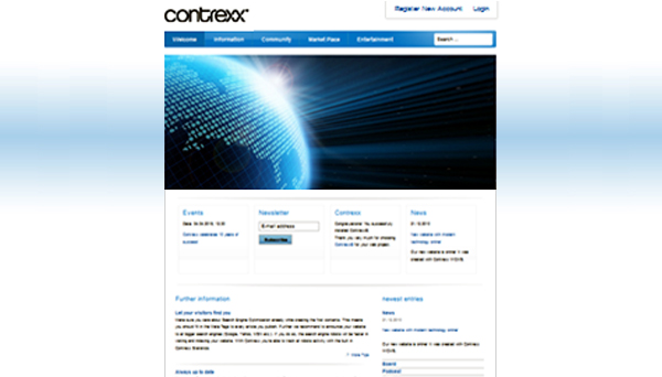 Contrexx® Theme Management Company1